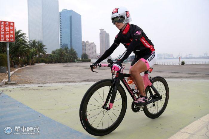 單車時代 自行車 昇陽 ARGON 18 貼地飛行