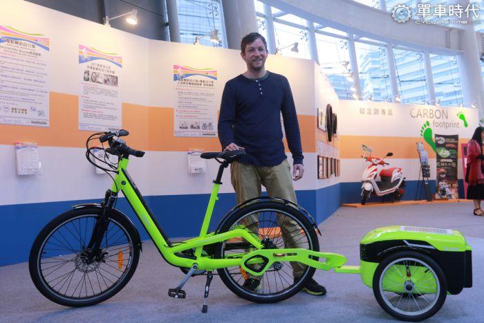全球自行车设计比赛首奖作品:buddy-单车时代cycling