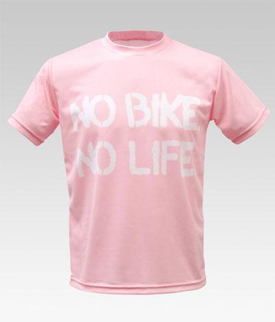 VALETTE 口袋T-LOVE BIKE(Light Pink)