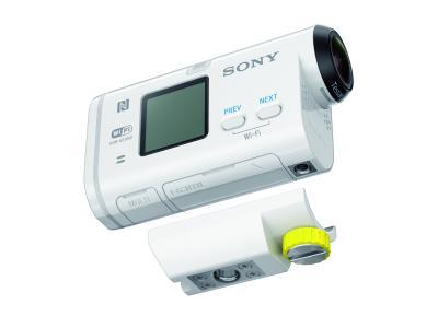 Sony Action Cam 最佳動態防手震錄影 挑戰動感極限