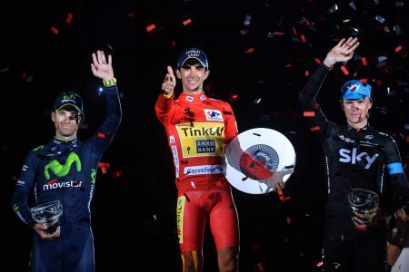 Alberto Contador登基 勇奪第3座環西冠軍