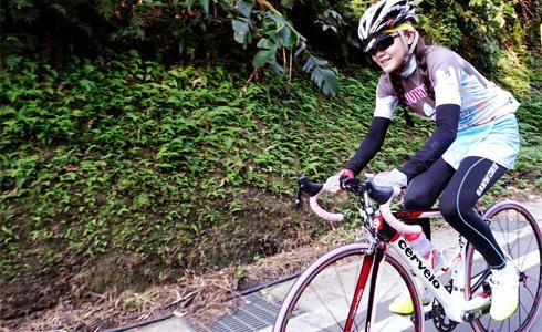 騎車腿會變粗嗎?