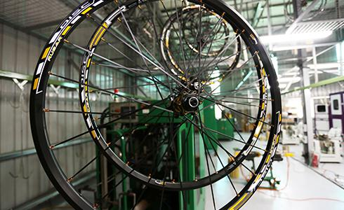 單車時代 - 輪組生產的奧祕