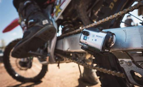 Sony Action Cam Mini迷你運動攝影機HDR-AZ1VR輕巧上市