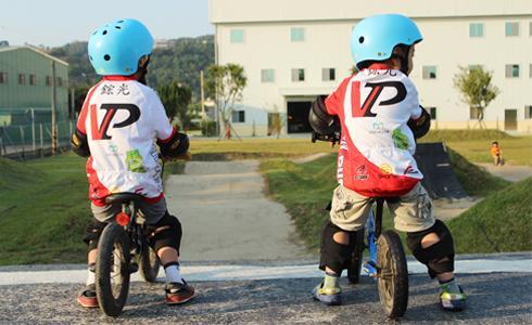 鐵山腳Lohas Day:小小車友Push Bike競賽