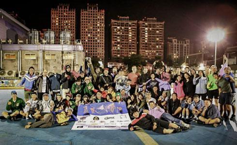 從容不迫的豪奪 2014台灣馬球大港盃