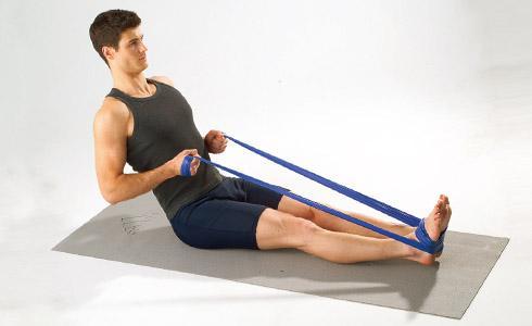 新式阻力訓練系統:肌力訓練帶