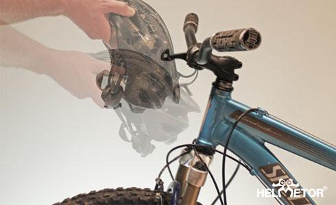 安全帽的收納方案:Helmetor®