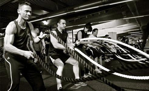 單車時代 - 膝蓋痛可做的有氧運動