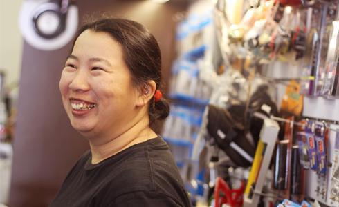 定居港都的台北女孩:羅岱琳