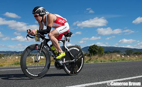 【獨家專訪】10屆紐西蘭鐵人冠軍 Cameron Brown