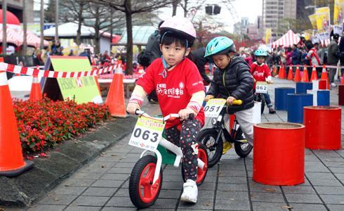 環台賽加場!單車嘉年華PUSH BIKE大賽