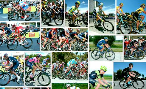 單車時代 - 2015年Pro Tour Team隊車全導覽