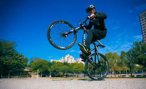 單車時代 - 「VRET」轉動地球計畫 VOLANDO HT XC1