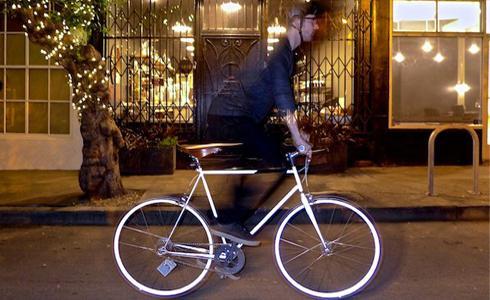 單車時代 - 會反光的單車:Lumen