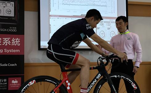 練車研究院 - 踩踏效率 Pioneer踩踏效率訓練營