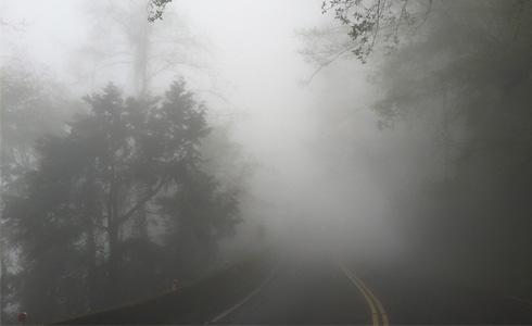 台灣單車探索原住民之旅 第五日雲端深處塔塔加
