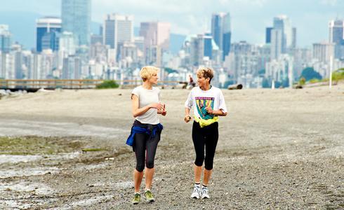 早晨空腹慢跑?