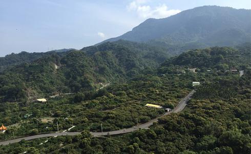 台灣單車探索原住民之旅 第七日雨後晴空 眾人道別離 相約明年見