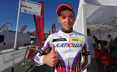 環加泰隆尼亞第六站 Chernetski終點前成功超車拿下勝利
