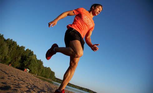 姿勢跑法-提高你的跑步效能