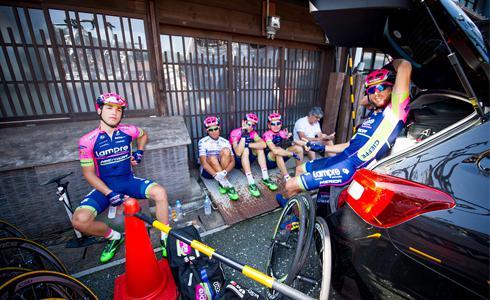環日本第三站 阿凱登山積分再加一分