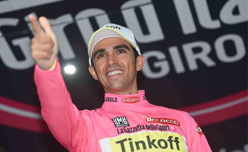 Contador強勢回歸 Kiryienka全場最速