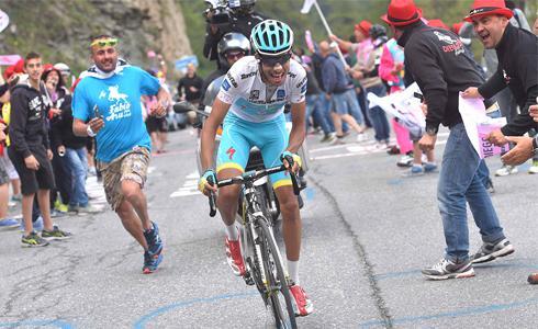 連續登山站冠軍 Aru爬坡實力不容質疑