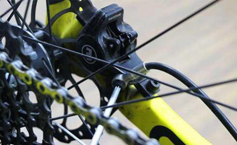 單車時代 - 登山車講堂project 1:油壓碟煞