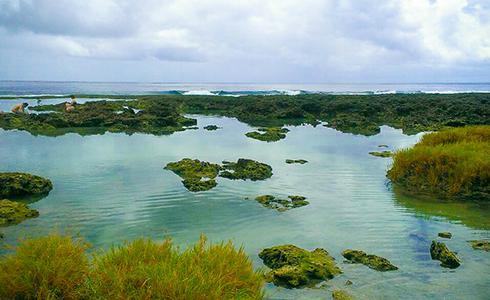 單車時代 - 蘭嶼路跑 藍天 大海 珊瑚礁岩