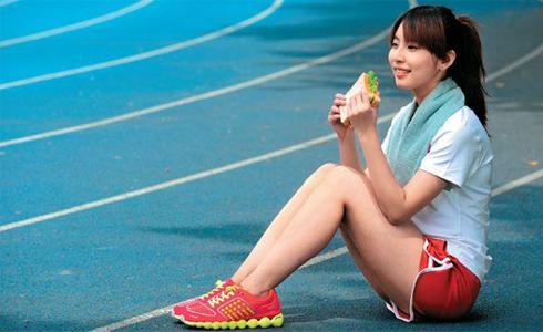 運動後聰明吃 加速減重