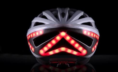 單車時代 - 整合燈號安全帽 行車更安心