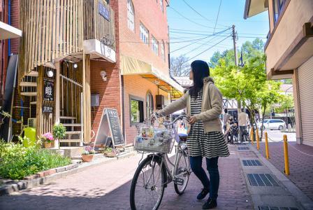 單車時代 - 【黃安森旅行日記】日本輕井澤單車一日遊(下)