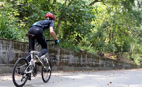 單車時代 - 爬在先民的步履上 挑水古道半日遊
