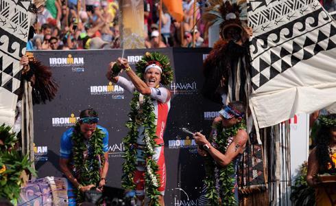 2015 Ironman世界錦標賽 男子Jan Frodeno封王