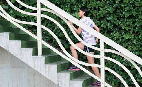 爬樓梯是好運動嗎?