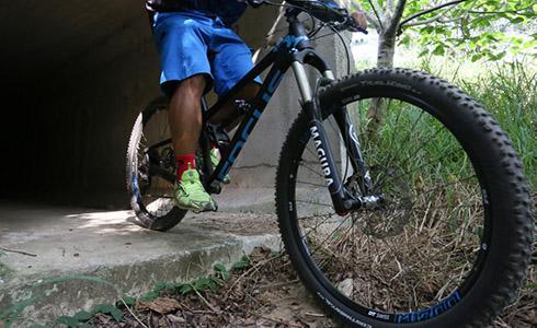 單車時代 - MTB的重心變化