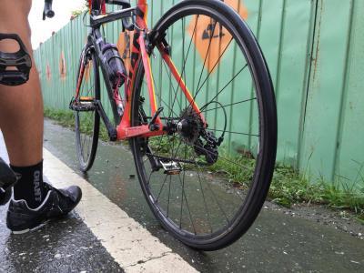 單車時代 - 5分鐘濕身秀 魅Liv馭風環島週記Day8