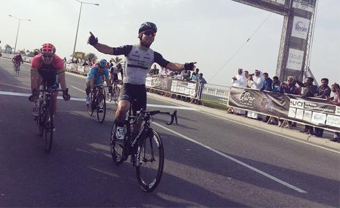 Cavendish笑納環卡達首站勝利