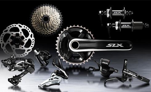 單車時代 - 探索MTB新世界 SHIMANO SLX套件現身