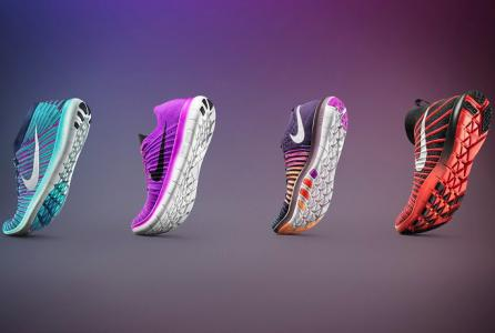 單車時代 - NIKE全新鞋底幾何延展 增強運動員足部力量