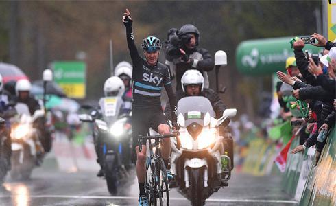 環羅曼迪第四站的勝利 讓Froome以行動證明狀態不差