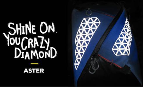 世界上最安全的單車背包:Aster