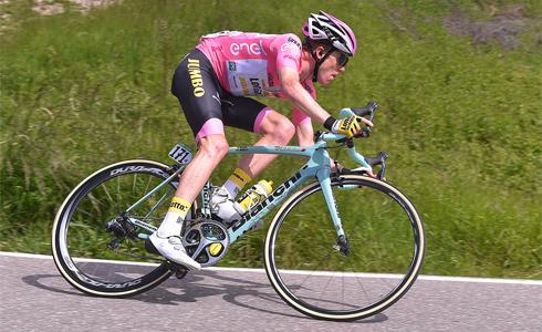 環義十六站 挺過眾人圍剿 Kruijswijk粉紅衫依舊在手 Valverde則奪下單站