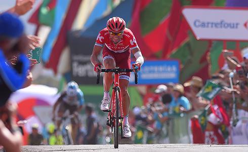 環西第八站 Quintana取得總排領先 Lagutin拿下勝利