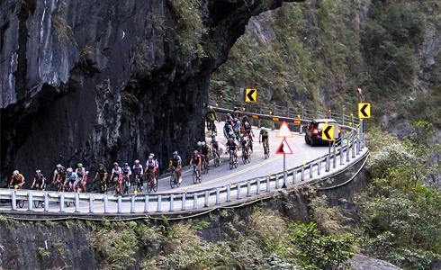 注意!台灣自行車登山王交通管制相關事項