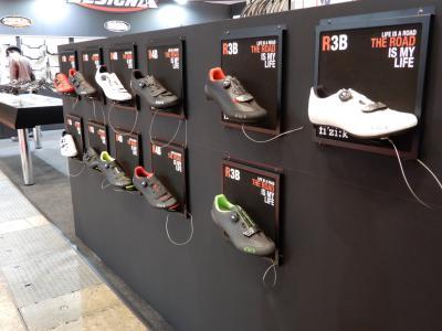 潛入日本腳踏車展覽會CYCLE MODE (衣服/零件)