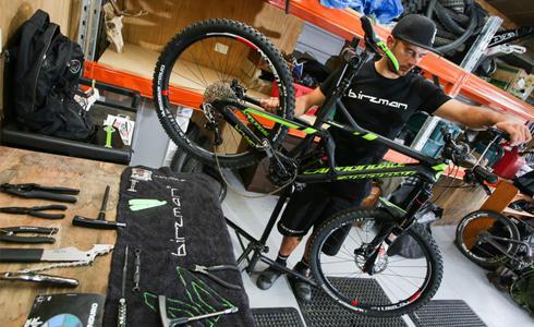 Birzman與頂尖選手共同打造高品質的單車手工具