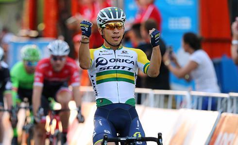 力压Sagan 澳洲新星Ewan拿下Tour Down Under首胜