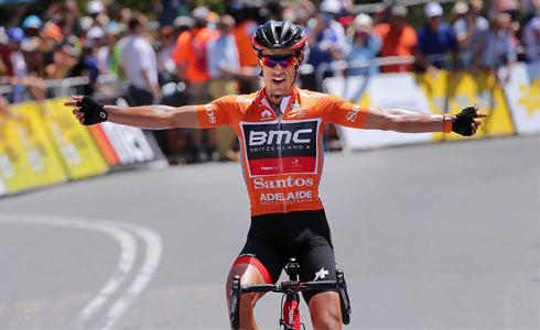 豪取第五站 Porte连续四年称霸Tour Down Under关键登山站